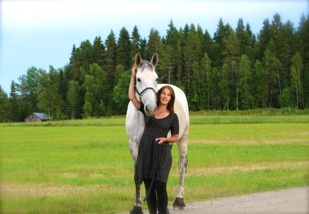 Ulrika Fåhreaus AKA Ponnymamman