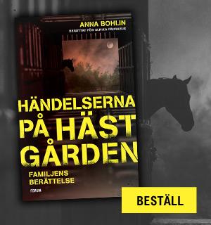 Händelserna på hästgården - Boka här